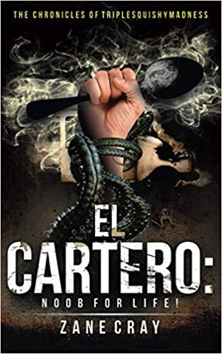 "PAID (CoolCapensis ) Signed book ""El Cartero: Noob For Life!-51obefv5nol-_sx311_bo1-204-203-200_-jpg"