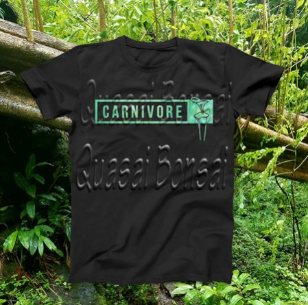 PAID (javaliz59 ) Carnivorous plant t-shirt! Pick 1 from 4 designs!-sarraceniacarnivore-jpg